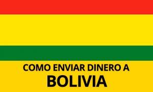 Como mandar dinero a Bolivia