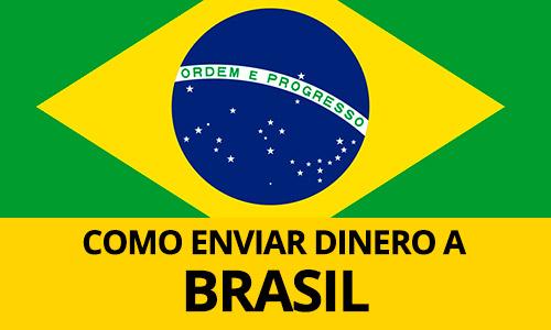 Como mandar dinero a Brasil