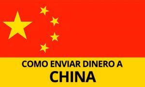 Como mandar dinero a China