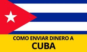 Como mandar dinero a Cuba